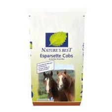 Esparceta Granulowana (trawokulki) - Nature's Best Esparsette Cobs (18kg)